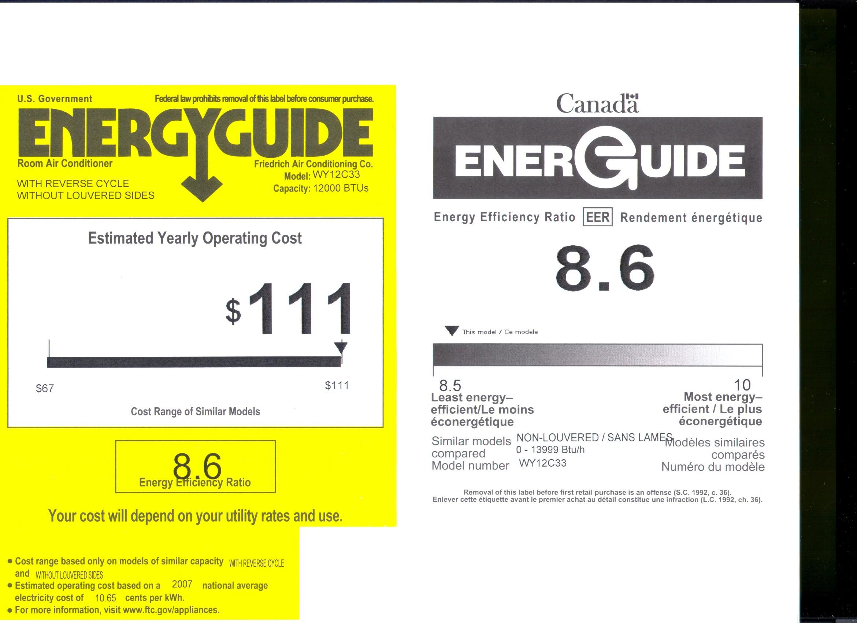 Friedrich Wallmaster Air Conditioner Manual Manual Guide